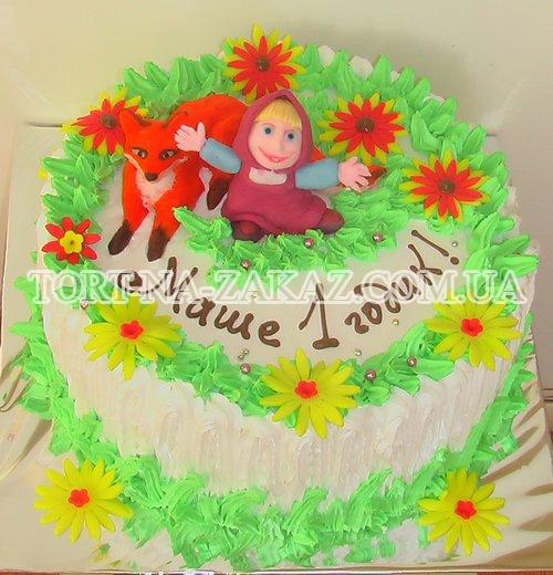 Торт маша 45 ціна 140 грн кг