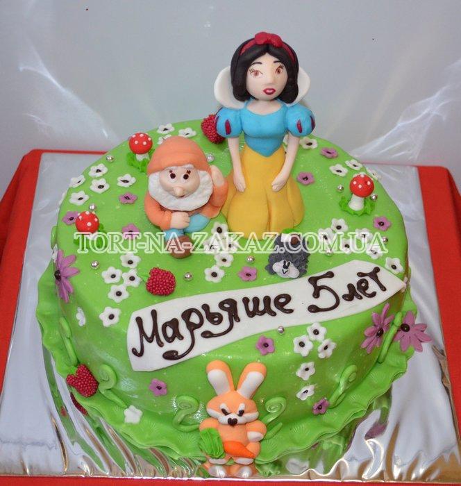Торт дитячий на рік