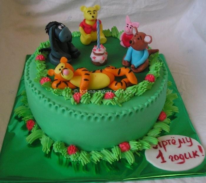 Торт с лисами 21 фотография
