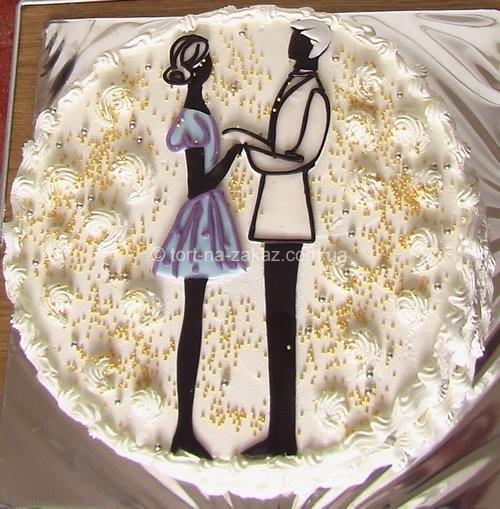 Оригінальний торт - №14