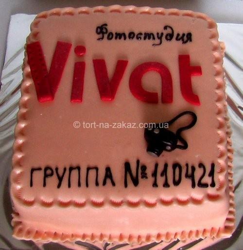 Оригінальний торт - №12