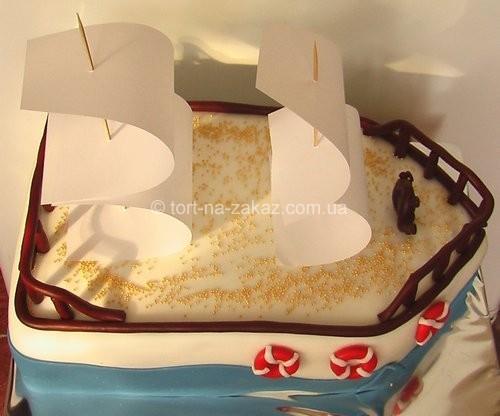 Оригинальный детский торт - №10