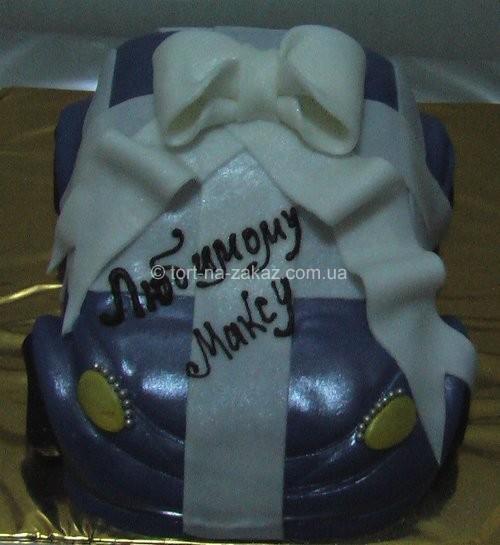 Торт на день рождения парню - №61