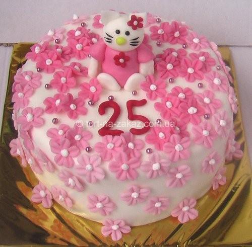 Святковий торт з днем народження - №53