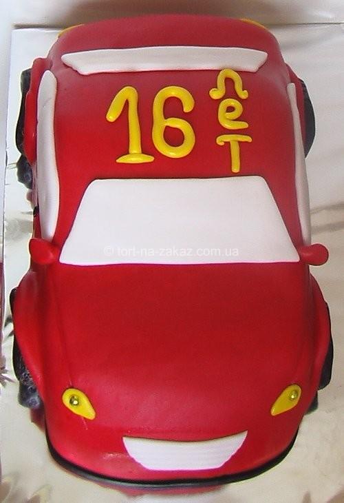 Торт на день рождения мальчику - №50