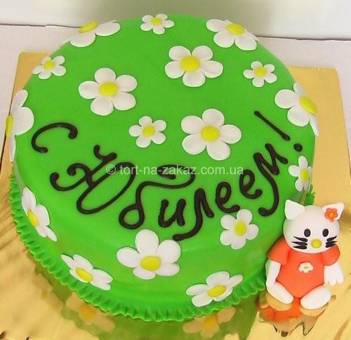 Торт на юбилей - №36