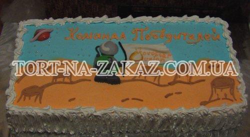 Корпоративний торт №9