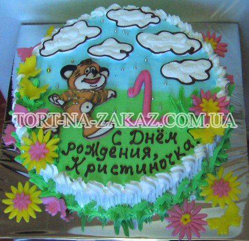 Дитячий торт №42