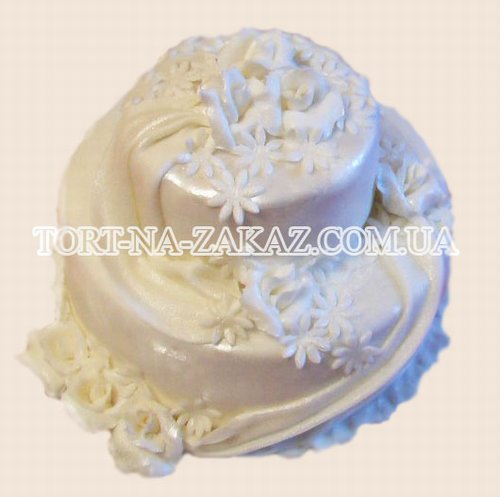 Свадебный торт №63