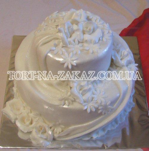 Весільний торт №63
