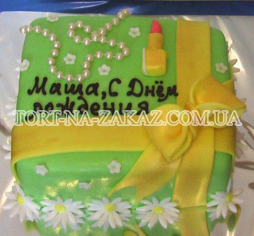 Святковий торт №64