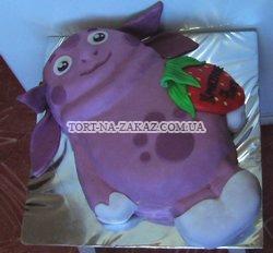 Торт Лунтик №46