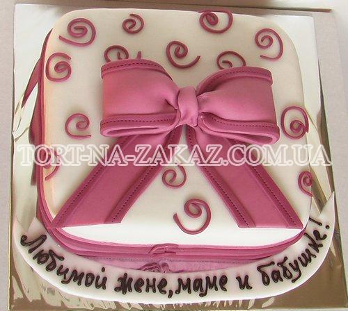 Праздничный торт №66