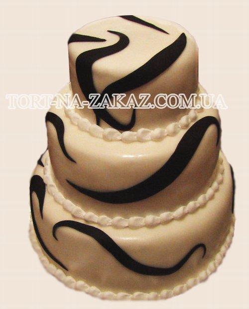 Свадебный торт №64