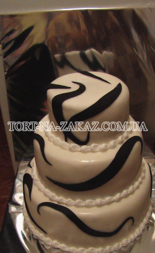 Весільний торт №64