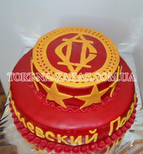 Корпоративный торт №10