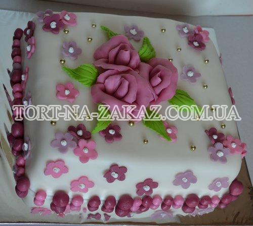 Праздничный торт №70