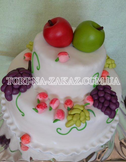 Святковий торт №71