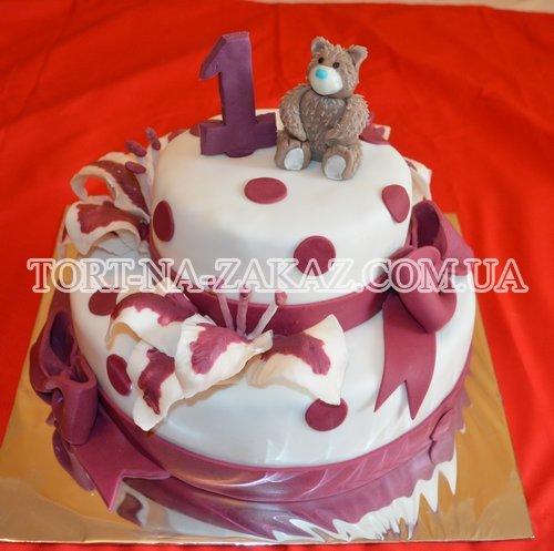 Дитячий торт №52