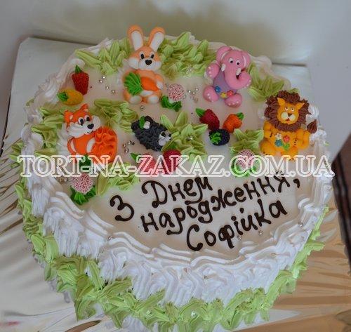 Дитячий торт №53
