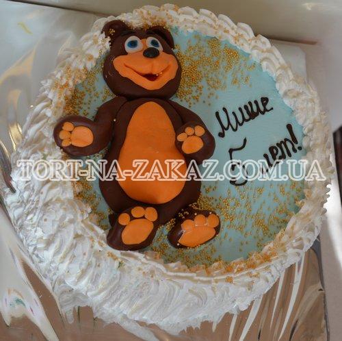 "Торт ""Медвежонок"" №48"