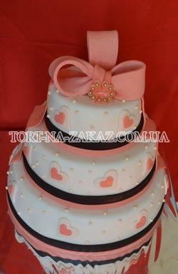 Весільний торт №65