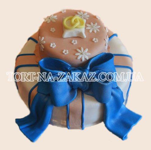 Свадебный торт №66
