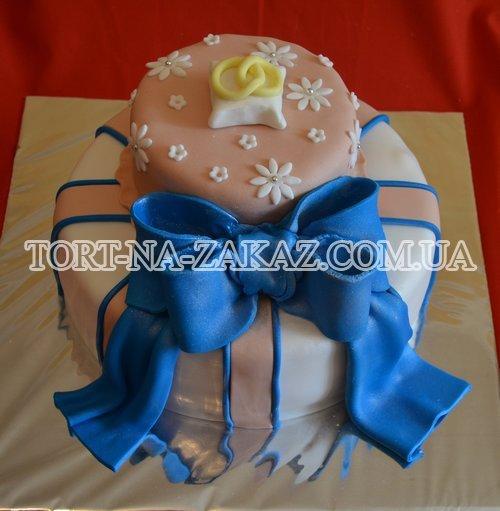 Весільний торт №66