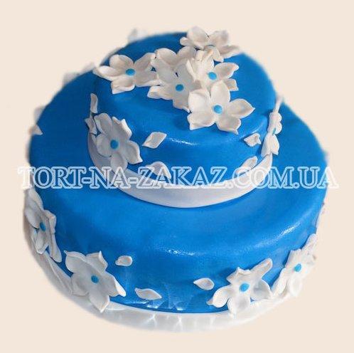 Свадебный торт №67