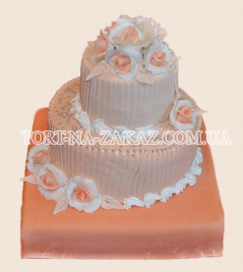 Свадебный торт №68