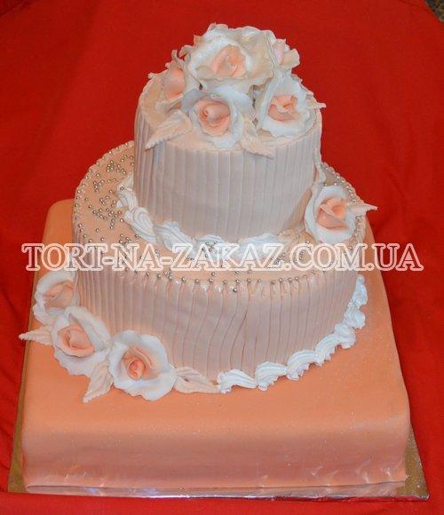 Весільний торт №68