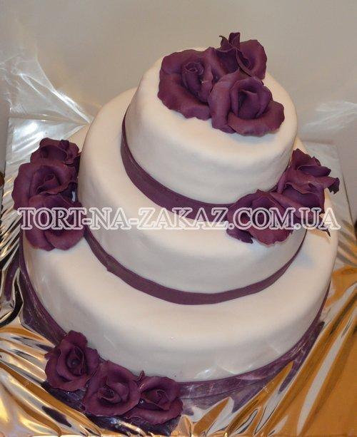 Весільний торт №69
