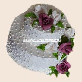 Свадебный торт №70