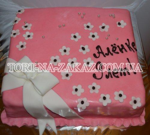 Праздничный торт №74
