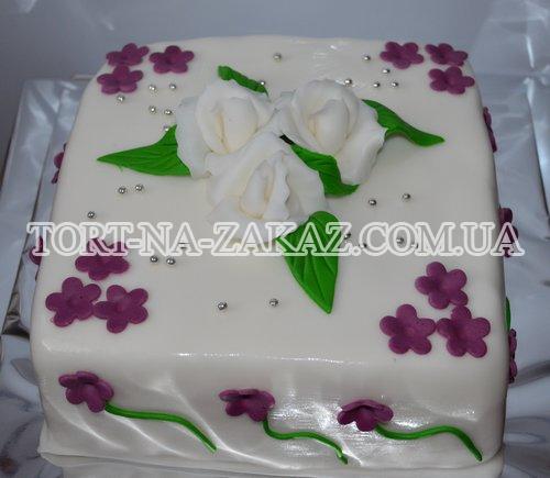 Праздничный торт №75