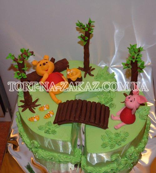"""Торт """"Винни Пух"""" №56"""