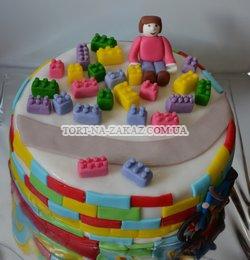 """Торт """"Лего"""" №58"""