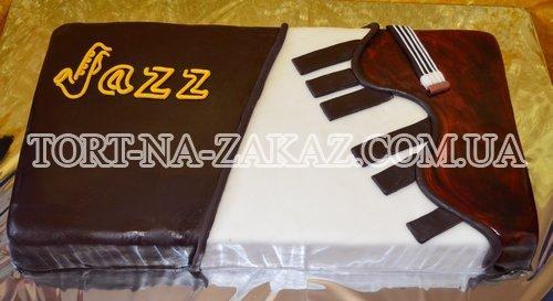 Корпоративний торт №11