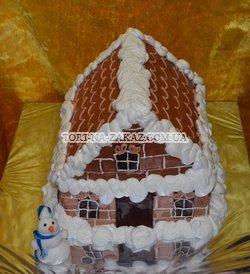 Новорічний торт №12