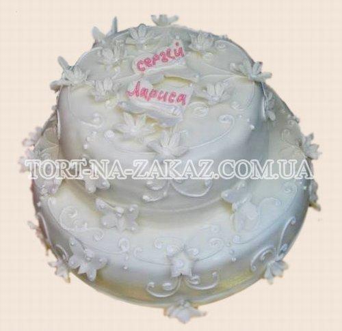 Свадебный торт - №14