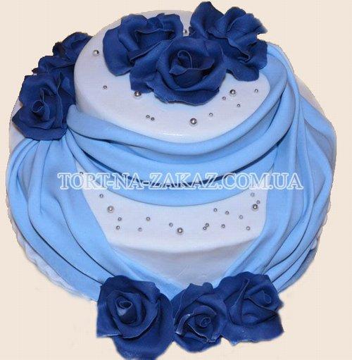 Свадебный торт №104