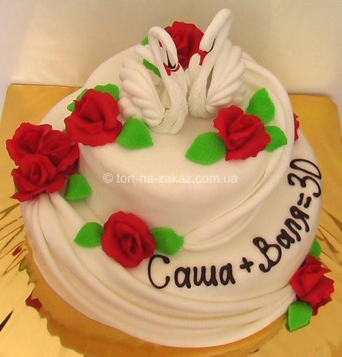 Ювілейний торт - №23