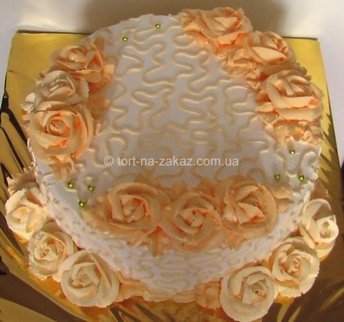 Класичний торт - №3