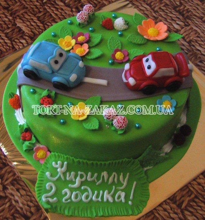 Фигурки машинки на торт для взрослых из мастики фото