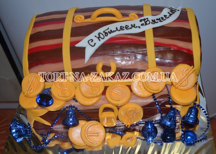фото оригинальных тортов к юбилею